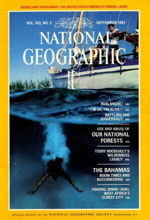 National Geographic September 1982-0