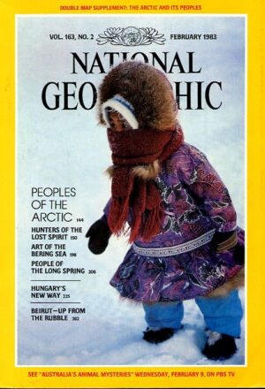National Geographic February 1983-0