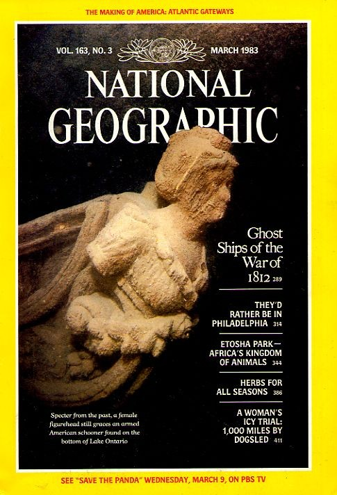 National Geographic March 1983-0