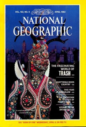 National Geographic April 1983-0