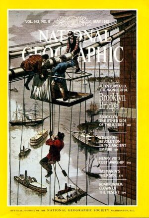 National Geographic May 1983-0