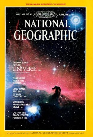 National Geographic June 1983-0