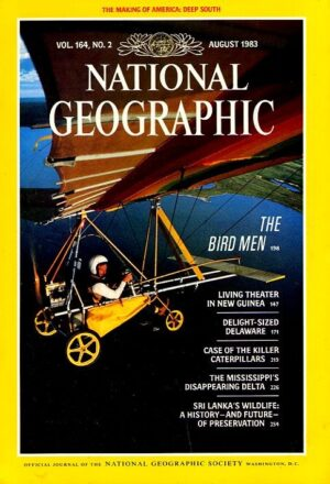 National Geographic August 1983-0