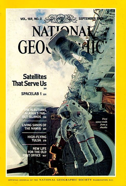 National Geographic September 1983-0