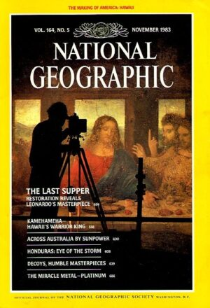 National Geographic November 1983-0