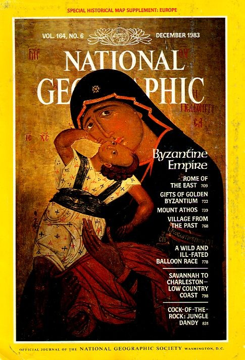National Geographic December 1983-0