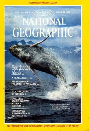 National Geographic January 1984-0