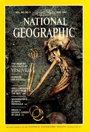 National Geographic May 1984-0