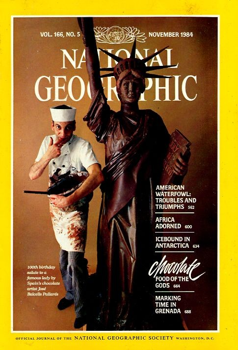 National Geographic November 1984-0
