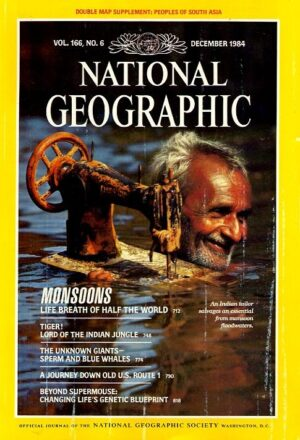 National Geographic December 1984-0