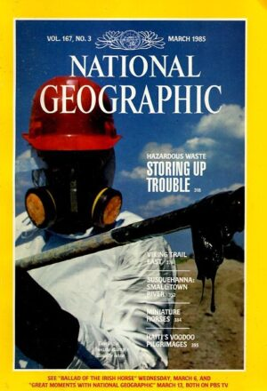 National Geographic March 1985-0