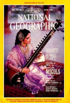 National Geographic April 1985-0