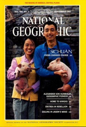 National Geographic September 1985-0
