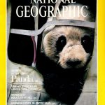 National Geographic March 1986-0
