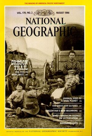 National Geographic August 1986-0