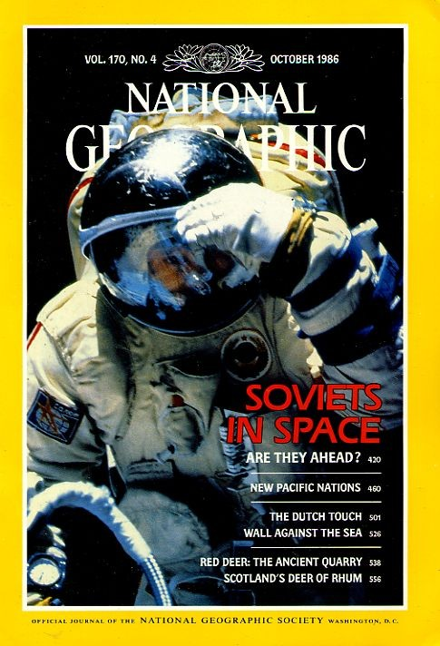National Geographic October 1986-0