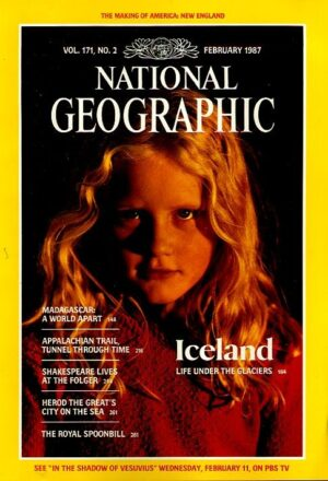 National Geographic February 1987-0