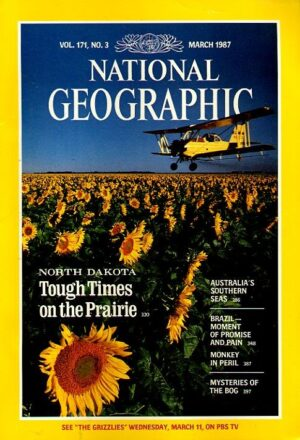 National Geographic March 1987-0