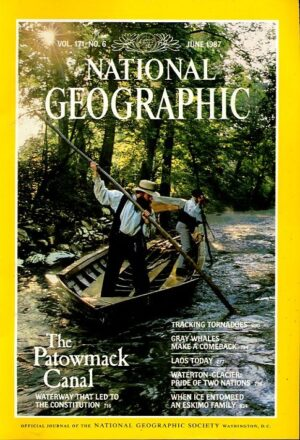 National Geographic June 1987-0