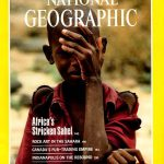 National Geographic August 1987-0