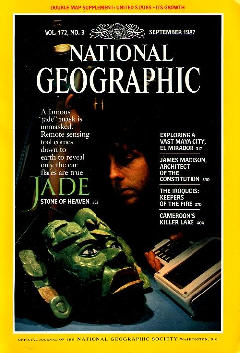 National Geographic September 1987-0
