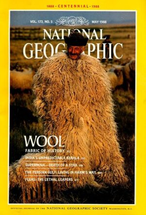 National Geographic May 1988-0