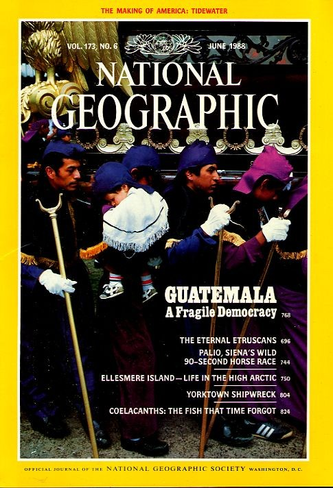 National Geographic June 1988-0