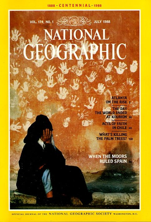 National Geographic July 1988-0