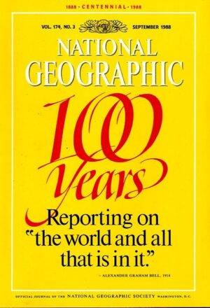 National Geographic September 1988-0