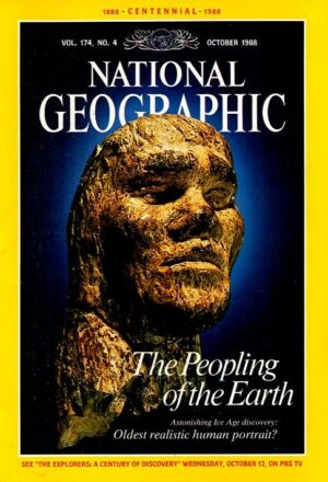 National Geographic October 1988-0