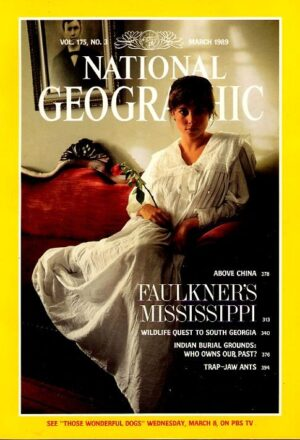National Geographic March 1989-0