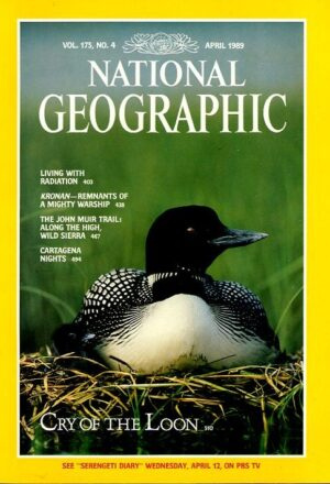 National Geographic April 1989-0