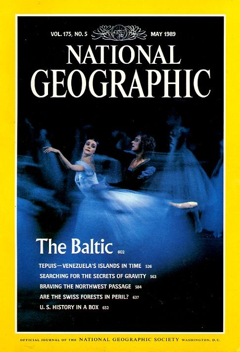 National Geographic May 1989-0