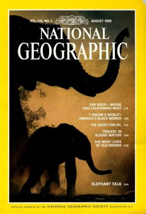 National Geographic August 1989-0