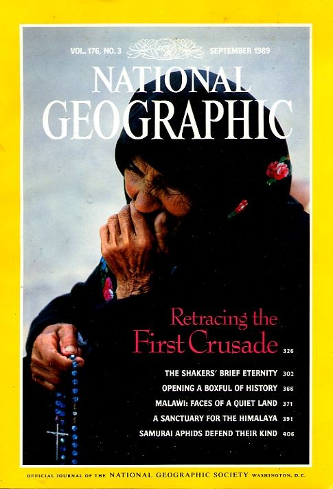National Geographic September 1989-0