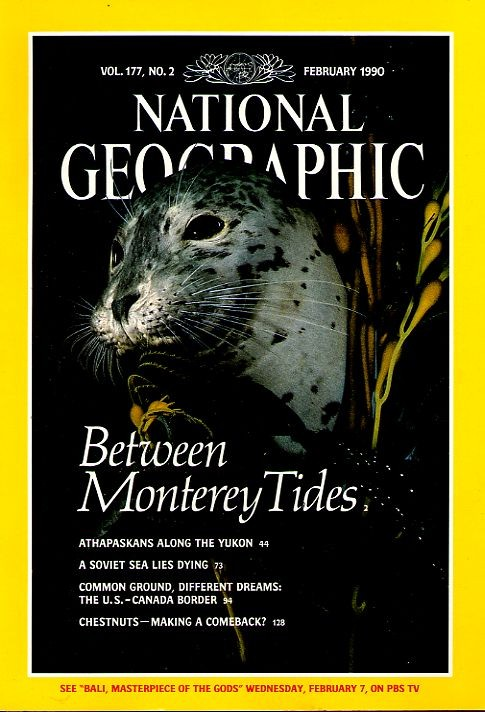 National Geographic February 1990-0