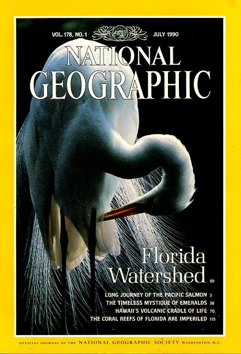 National Geographic July 1990-0