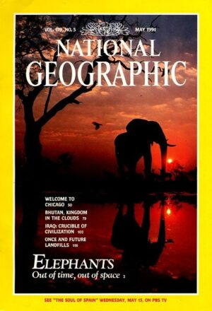 National Geographic May 1991-0