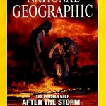 National Geographic August 1991-0