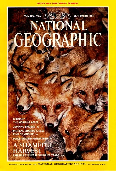 National Geographic September 1991-0