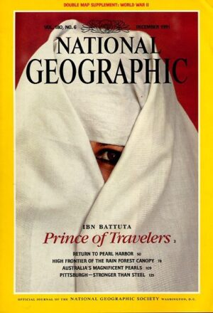 National Geographic December 1991-0