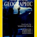 National Geographic April 1992-0