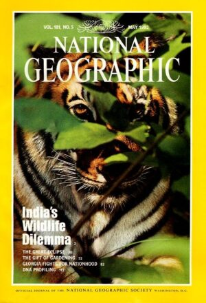 National Geographic May 1992-0