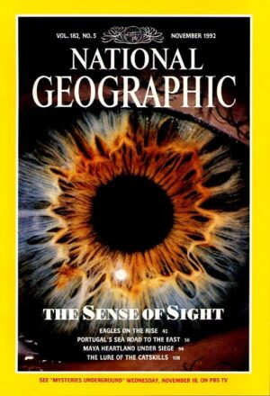 National Geographic November 1992-0