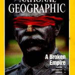 National Geographic March 1993-0
