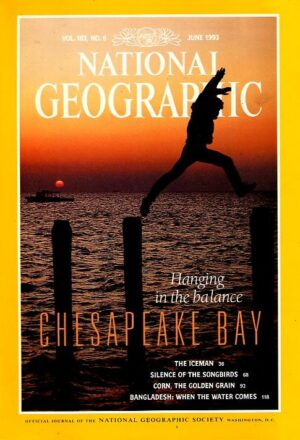 National Geographic June 1993-0