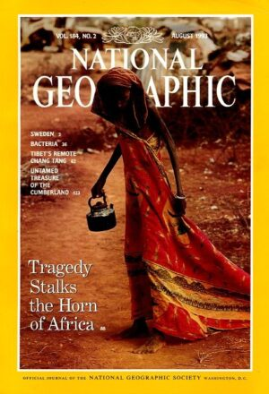 National Geographic August 1993-0
