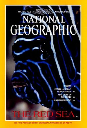National Geographic November 1993-0