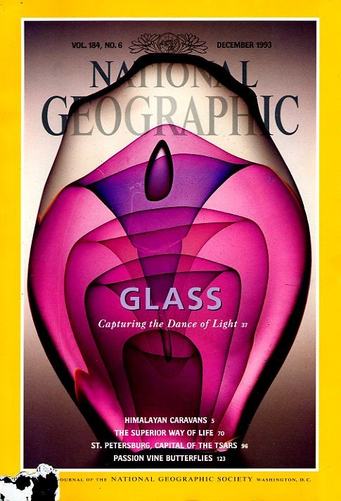 National Geographic December 1993-0