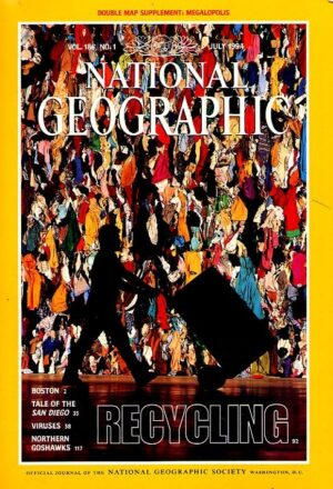 National Geographic July 1994-0